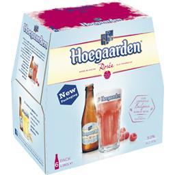 Bière blanche Rosée