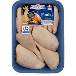Pleine Saveur - Découpe de poulet blanc