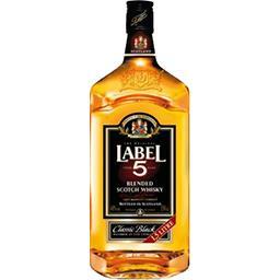 Label 5 Label 5 Blended Scotch Whisky Classic Black la bouteille de 1,5 l