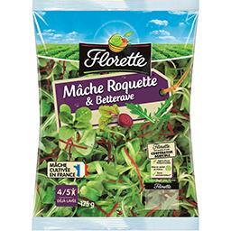 Florette Florette Mélange mâche roquette & betterave le sachet de 175 g