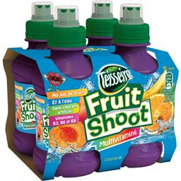Boisson Fruit Shoot multivitaminé