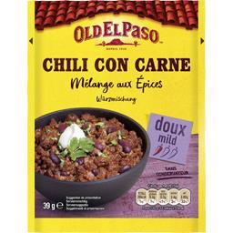 Old El Paso Old El Paso Mélange aux épices pour Chili Con Carne le sachet de 39 g