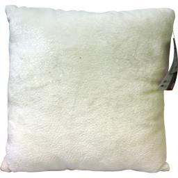 Coussin paillette 40X40 cm ivoire ou gris