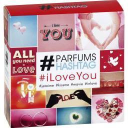You Parfums Hashtag Eau de toilette I Love