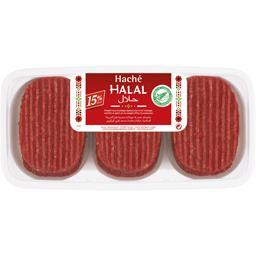 Steak haché halal