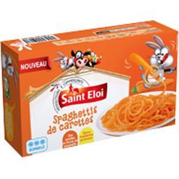 Spaghettis de carottes