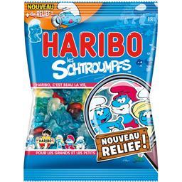 Haribo Haribo Bonbons Les Schtroumpfs le sachet de 300 g