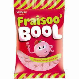 Bonbons Fraisoo'Bool tendres goût fraise