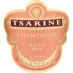 Champagne Brut Rosé - Chanoine - Tsarine