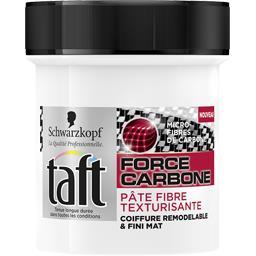 Taft - Pâte fibre texturisante Force Carbone