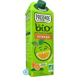 Pressade Pressade Le BIO - Nectar d'orange BIO la brique de 1,5 l
