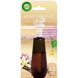 Recharge diffuseur Essential Mist fleur de vanille