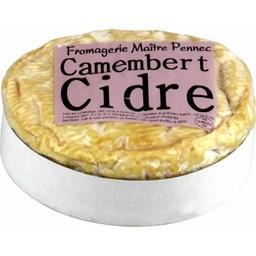 Camembert cidre