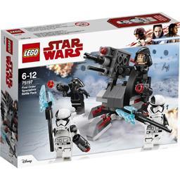 Star Wars - Battle Pack experts du Premier Ordre 6-12