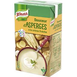 Knorr Knorr Douceur d'asperges à la crème fraîche la brique de 1 l