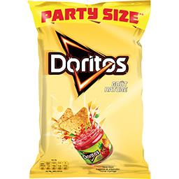Doritos Tortilla chips goût nature