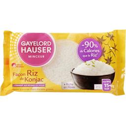 Façon riz de Konjac nature à cuisiner
