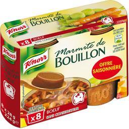 Knorr Marmite de Bouillon - Bouillon de bœuf