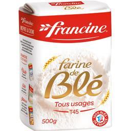 Farine de blé T45 tous usages
