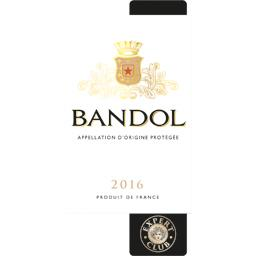 Bandol, vin rosé