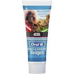 Pro-expert stages avec les personnages de starwars - dentifrice pour enfants