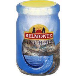 Filets d'anchois au sel