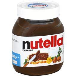 Nutella Nutella Pâte à tartiner noisettes et cacao le pot de 600 g