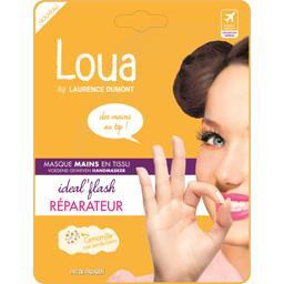 Masque mains en tissu Ideal Flash réparateur
