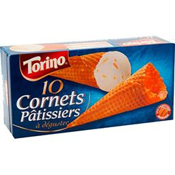 Cornet pâtissier