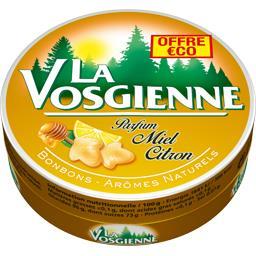 La Vosgienne Bonbons parfums miel citron la boite de 125 g