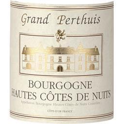 Bourgogne Hautes Côtes de Nuits, vin rouge