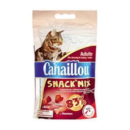 Croquettes Snack'Mix adulte viande et poisson pour c...