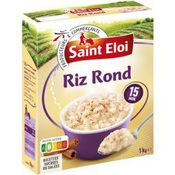 Riz rond 15 min
