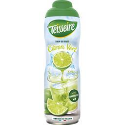 Sirop de fruits citron vert