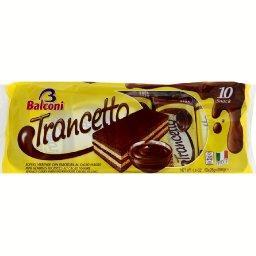 Gâteau Trancetto cacao