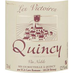 Quincy - vin blanc