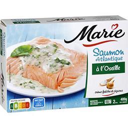 Saumon Atlantique sauce oseille