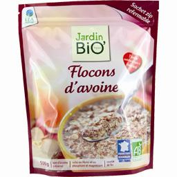 Flocons d'avoine BIO