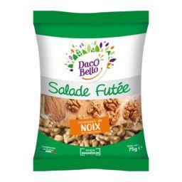 Daco Bello Daco bello Salade Futée - Cerneaux de noix le sachet de 75 g