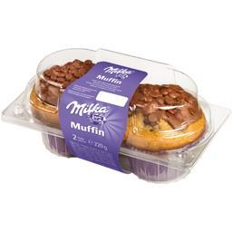 Milka Muffin la barquette de 2 - 220 g