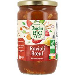 Ravioli bœuf BIO