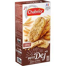 Biscuit Petit Déj multi céréales