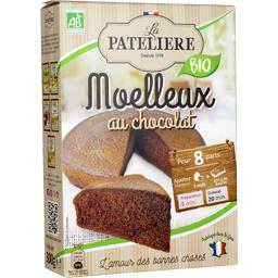 BIO - Moelleux au chocolat BIO