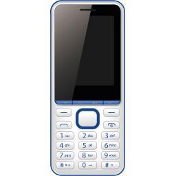 Téléphone portable Call24 Navy Feature Phone