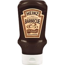 Heinz Sauce Rich & Smokey barbecue Classic le flacon de 220 ml