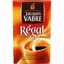 Régal - Café moulu, goût riche et généreux
