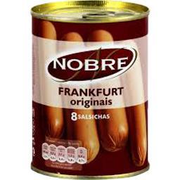 Saucisses Frankfurt