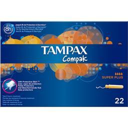 Compak - Tampons avec applicateur Super Plus