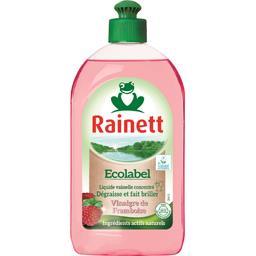 Rainett Rainett Liquide vaisselle Ecolabel vinaigre de framboise le flacon de 500 ml
