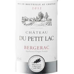 Bergerac, 2012, vin rouge
